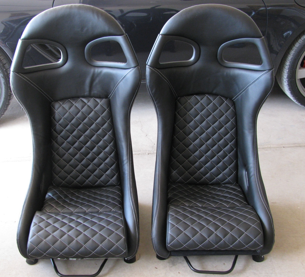 Fs Gt3 Replica Seats From Rottec New 986 Forum For