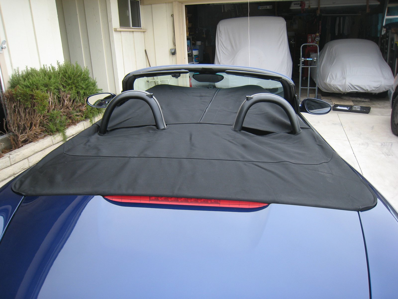Fs Nearly New Tonneau Cover 986 Forum For Porsche Boxster Cayman Owners
