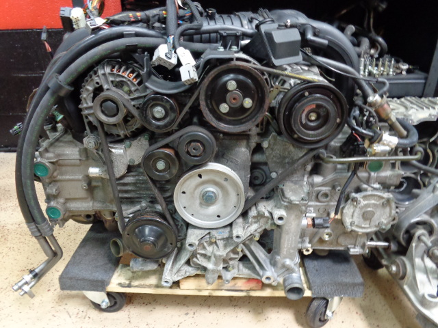 00 01 02 Porsche Boxster Engine 2 7l Freshly Rebuilt New