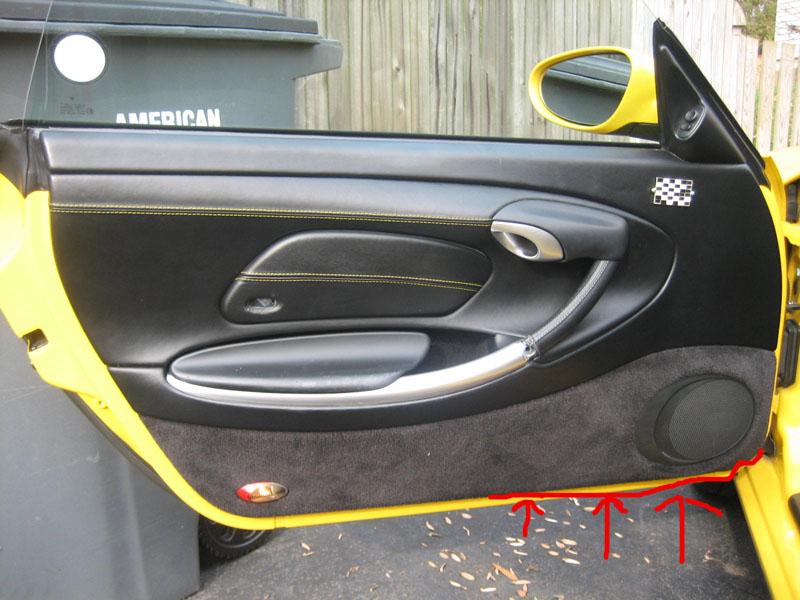 Wet Carpet Under Driver Seat Rhd 986 Forum For Porsche Boxster