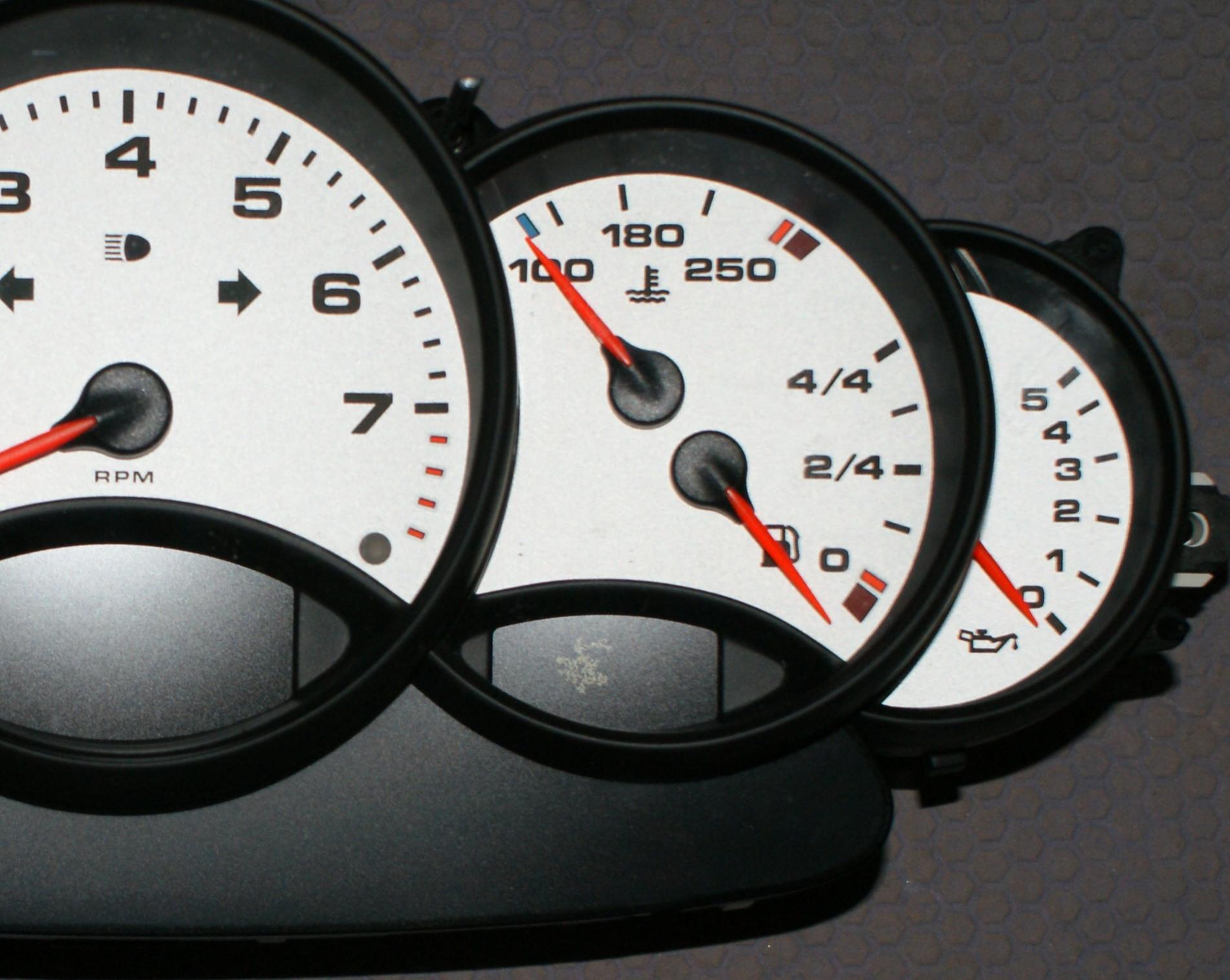 Gauge Cluster Repair 986 Forum For Porsche Boxster