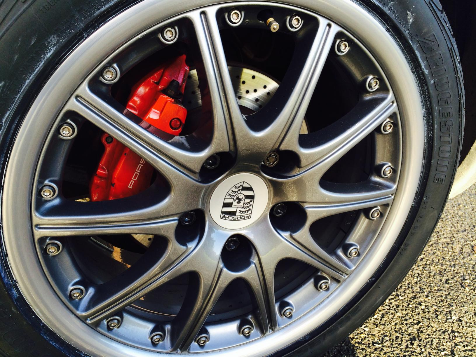 Here Are My Re Furb Ed Split Rims 986 Forum For
