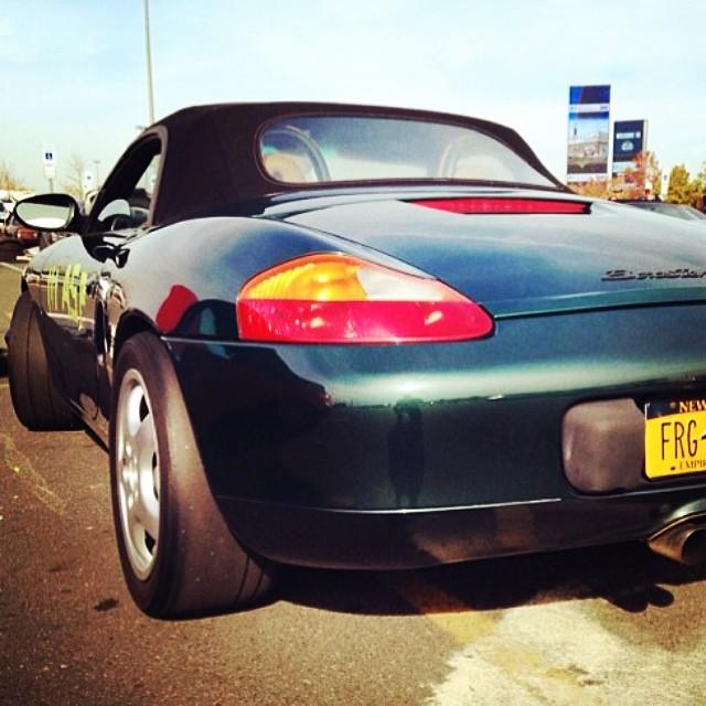 2014 Porsche Cayman Transmission: Square Vs Staggered