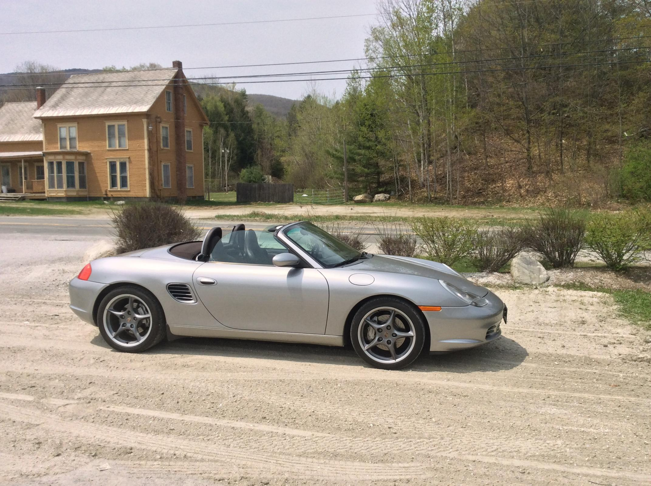 2004 boxster s 550 spyder 986 forum for porsche boxster cayman owners. Black Bedroom Furniture Sets. Home Design Ideas