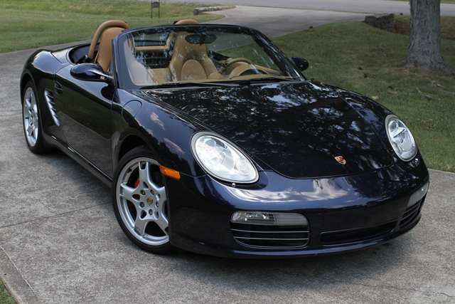 porsche boxster s 2005 24k need to sell fast 986 forum. Black Bedroom Furniture Sets. Home Design Ideas