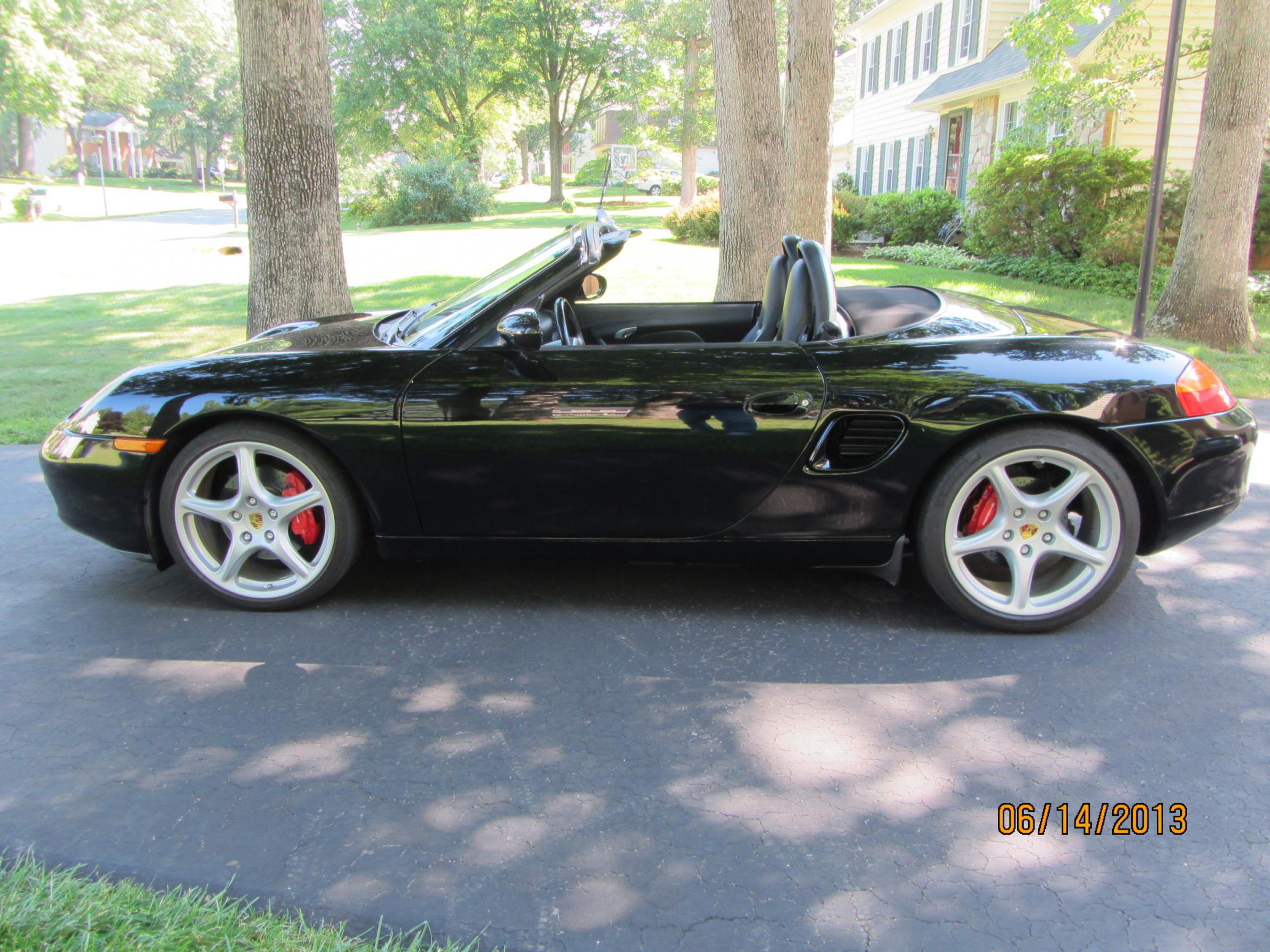 2001 boxster 39 s 39 triple black 986 forum for porsche. Black Bedroom Furniture Sets. Home Design Ideas