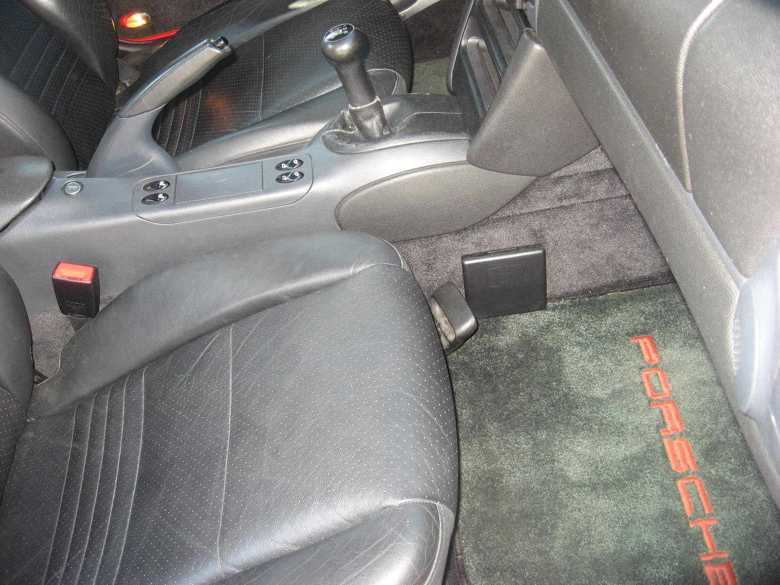 Cup Holder One More 986 Forum For Porsche Boxster