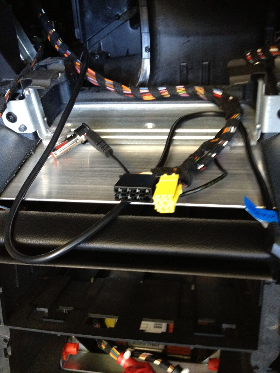Boxster Stereo Wiring Harness