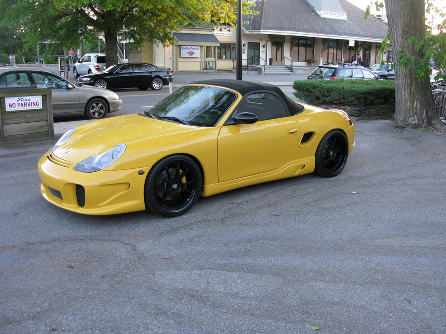 Tinted Windows 986 Forum For Porsche Boxster Owners