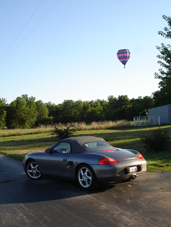 Road trip page 4 986 forum for porsche boxster for Stein motors traverse city