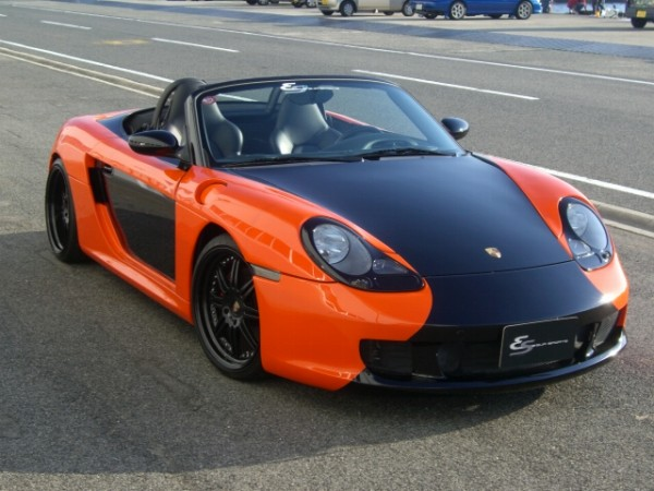 Two Tone Boxsters 986 Forum For Porsche Boxster Cayman Owners