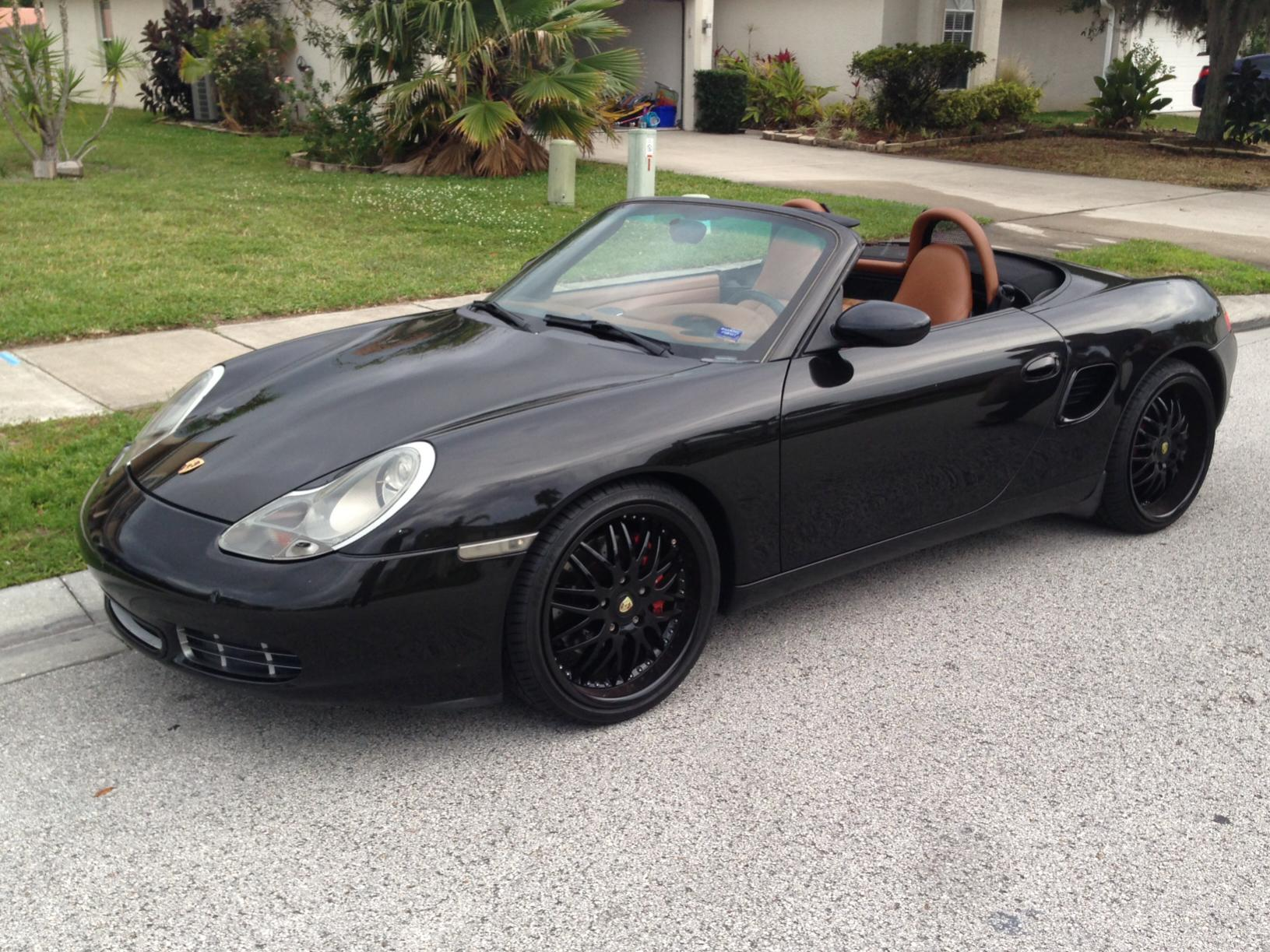 new owner 2001 boxster s 986 forum for porsche boxster. Black Bedroom Furniture Sets. Home Design Ideas