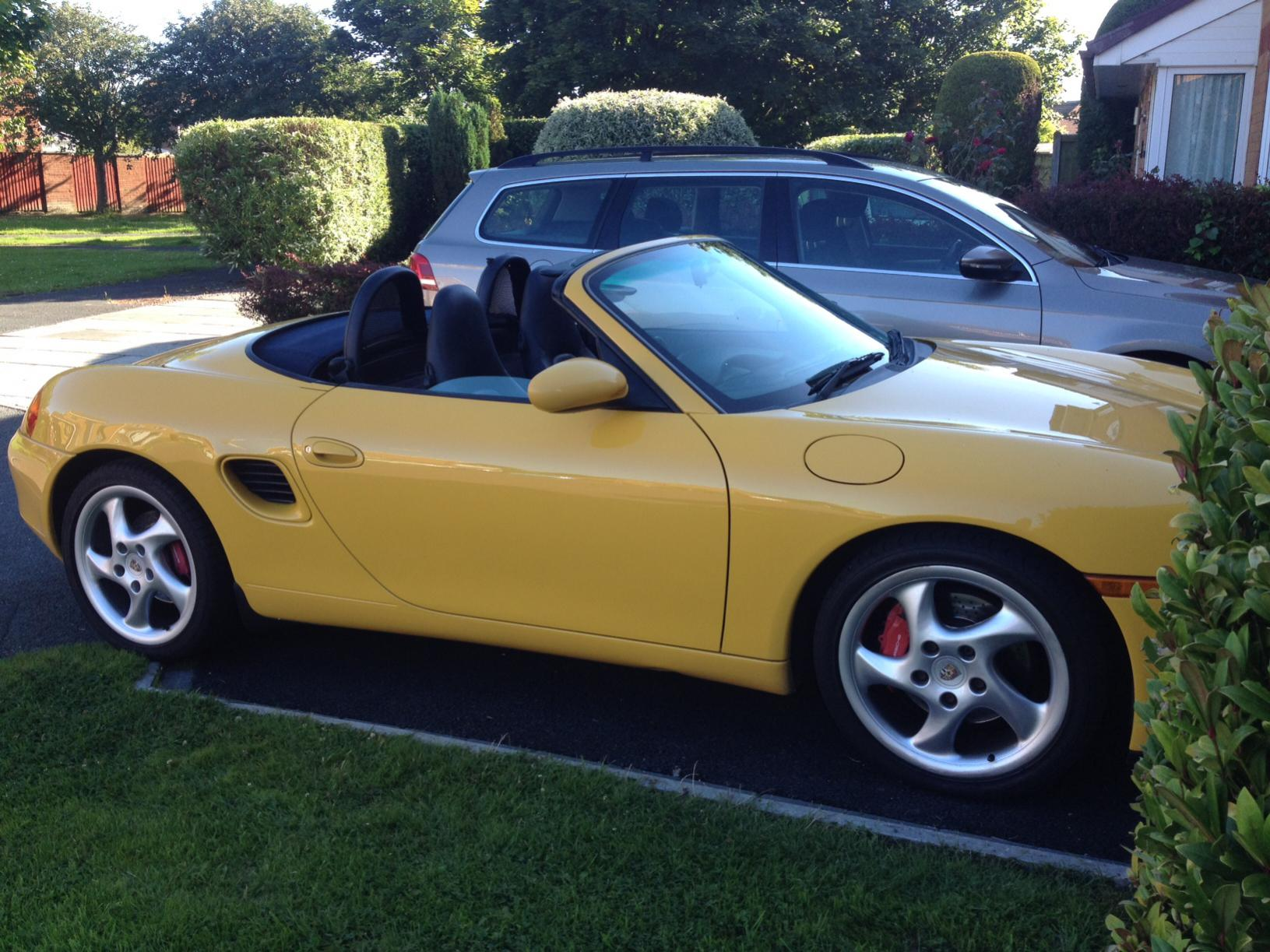 new from oklahoma 986 forum for porsche boxster owners