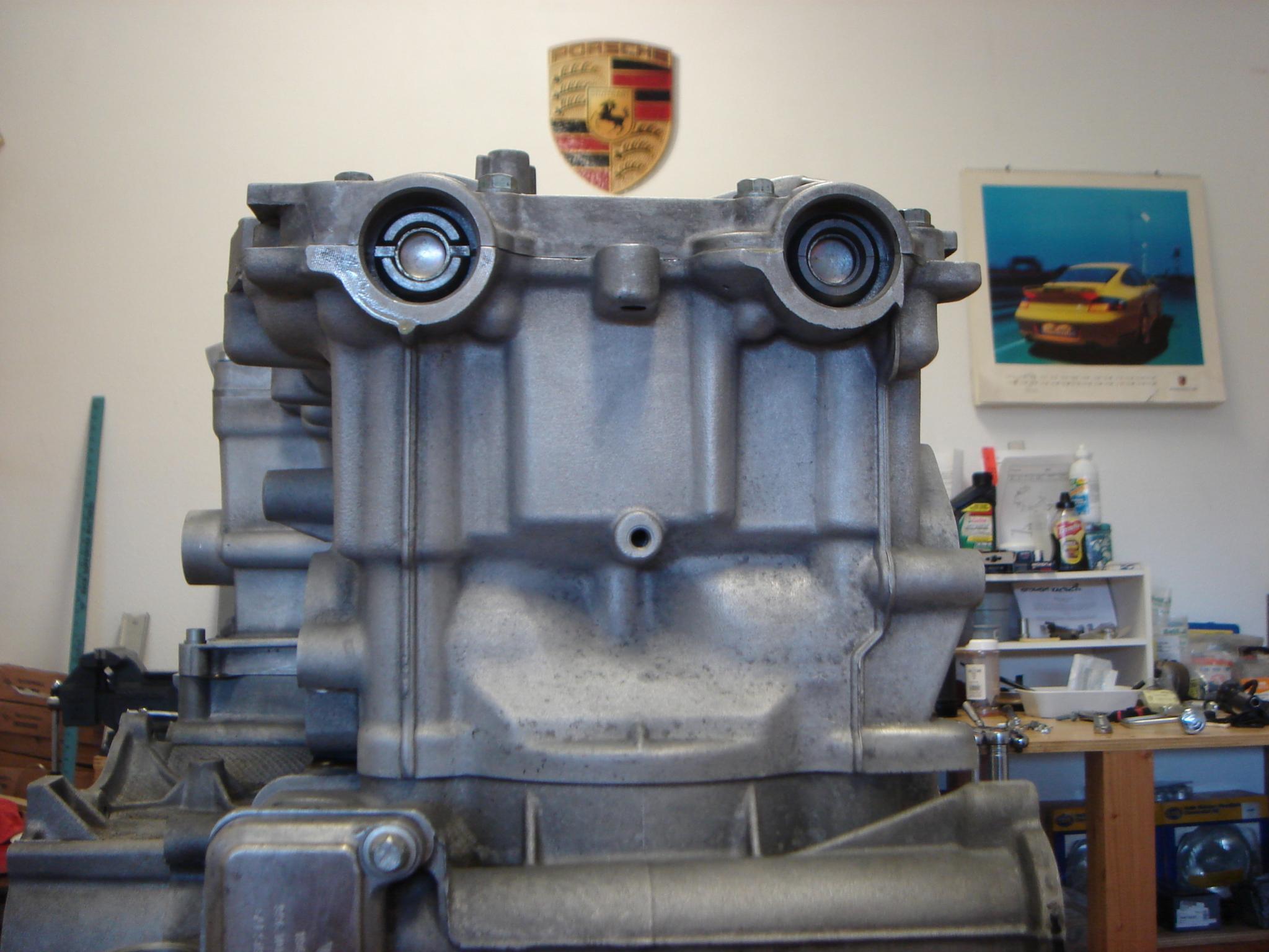 D Engine Build Cam Timing Marks on 2001 Honda Cr V Timing Belt Marks