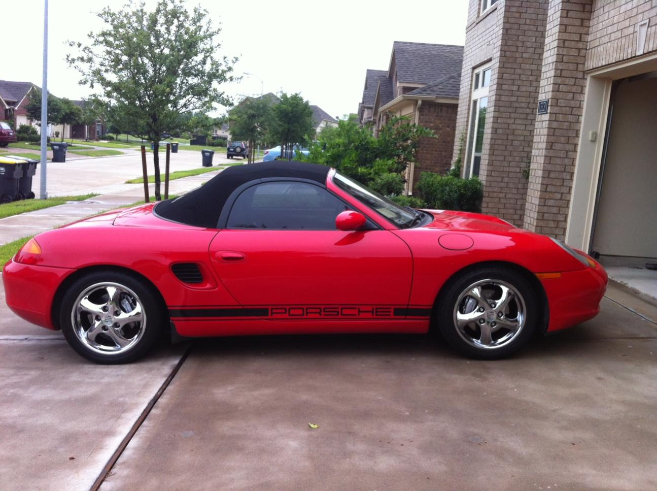 19 quot  wheels on my 97 boxster 986 forum for porsche 2008 Hummer H3 Funny Hummer H3