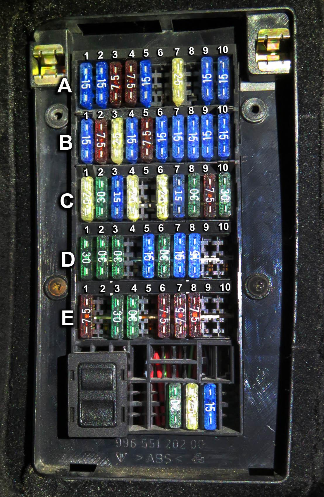 Porsche Fuse Box Location Auto Electrical Wiring Diagram Renault Clio Heater Interior Fan Blower Not Working No Power
