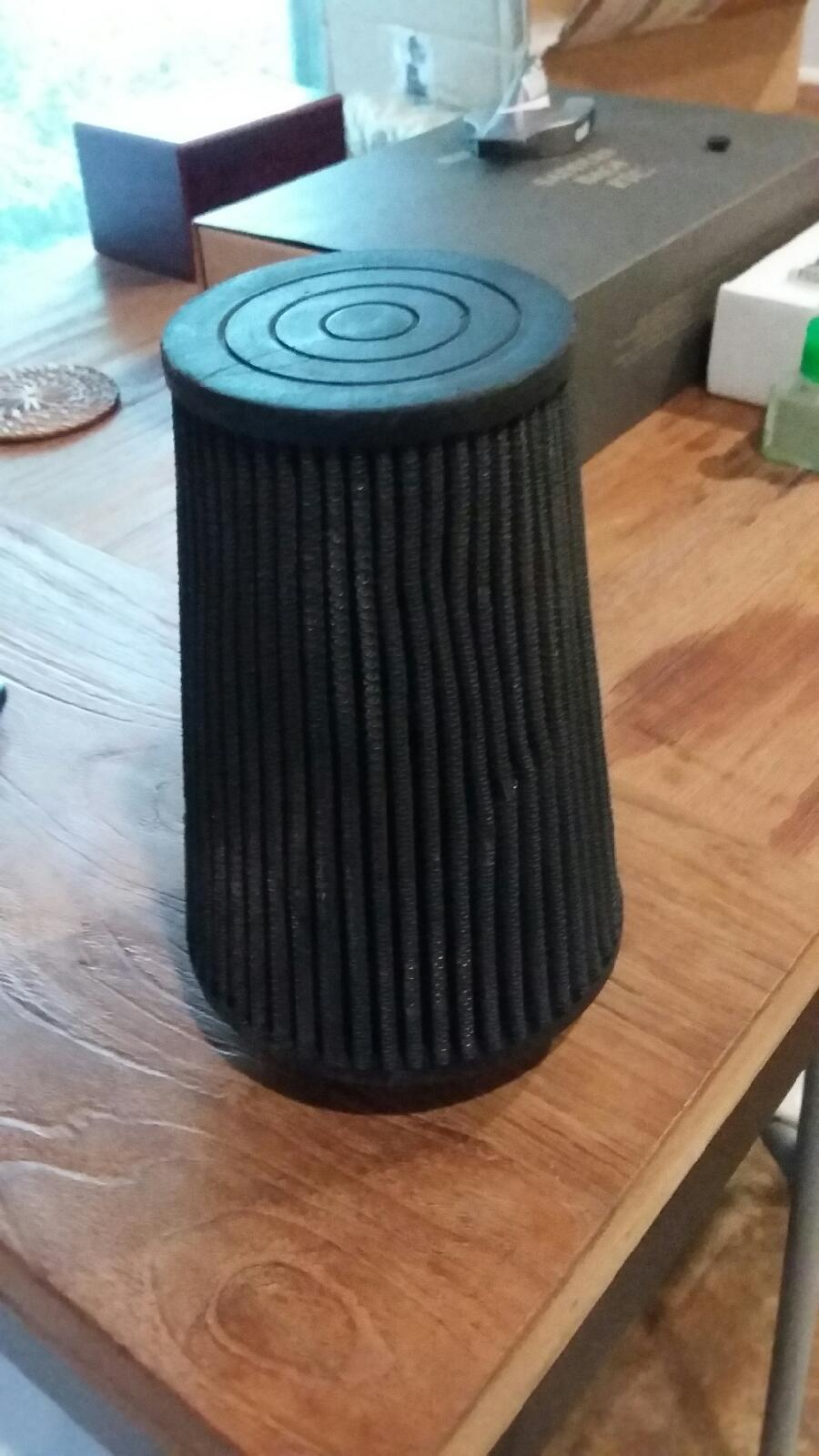 Evo Air Cleaner : How do i clean my evo air filter forum for
