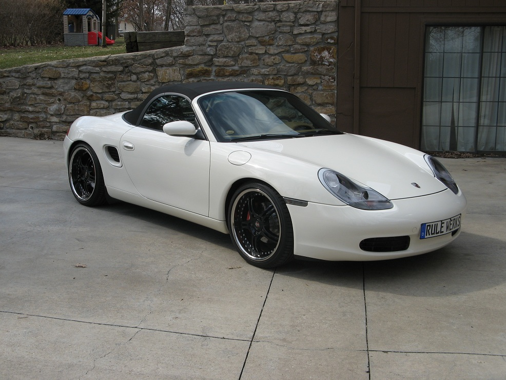 unofficial white boxster thread 986 forum for porsche. Black Bedroom Furniture Sets. Home Design Ideas