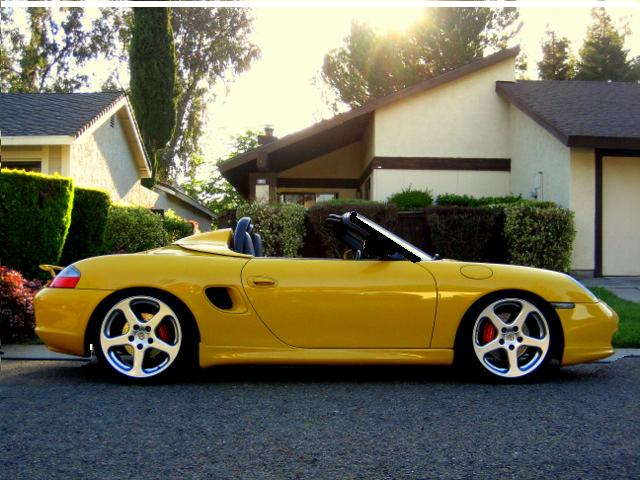 The Official Yellow Boxster Thread If You Re Yellow Say Hello 986 Forum For Porsche Boxster