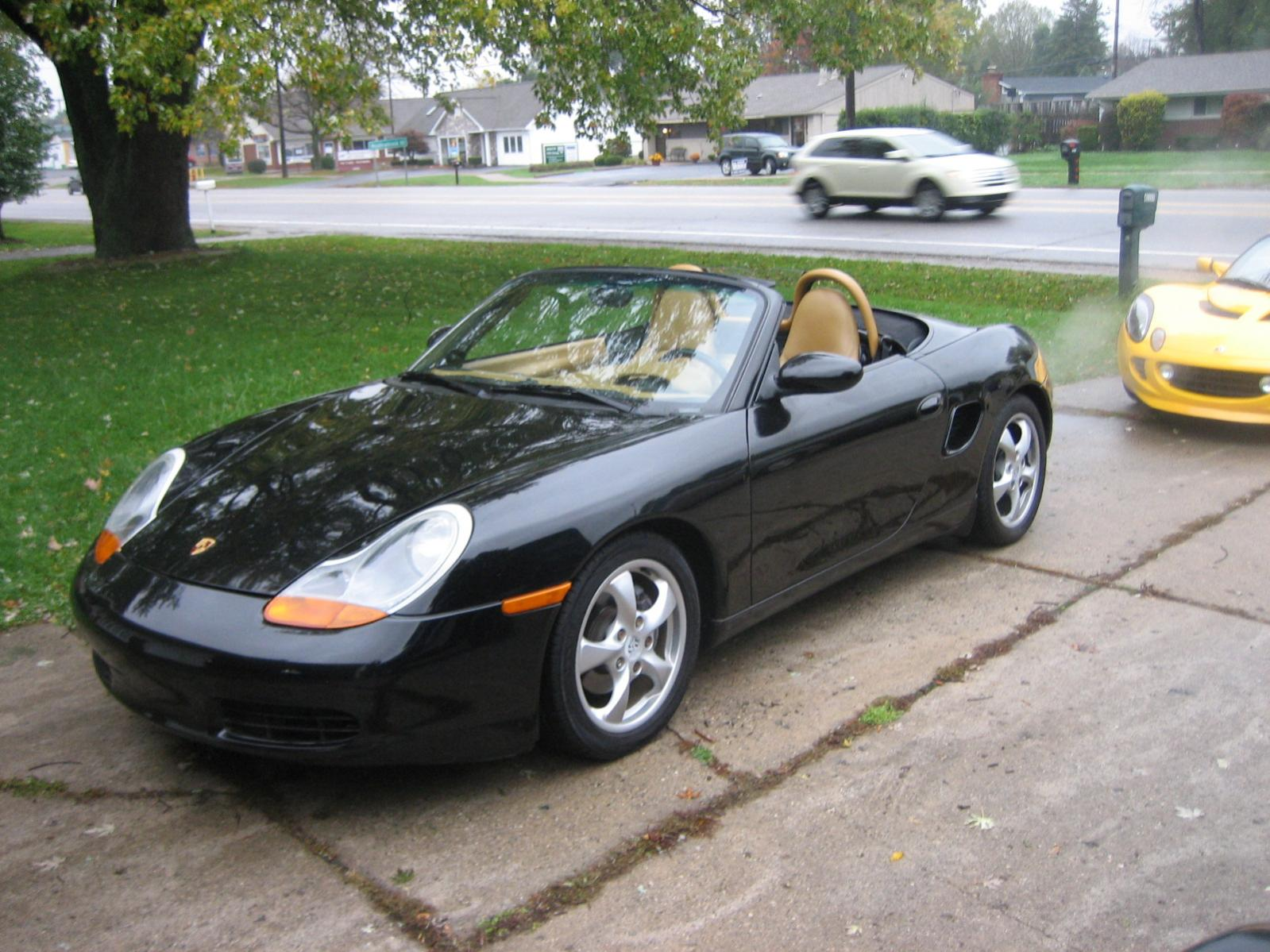 Just Bought 2002 Boxster 986 Forum For Porsche Boxster Amp Cayman Owners
