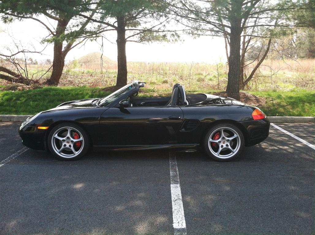 first porsche from carrera s to boxster s 986 forum for porsche boxster cayman owners. Black Bedroom Furniture Sets. Home Design Ideas