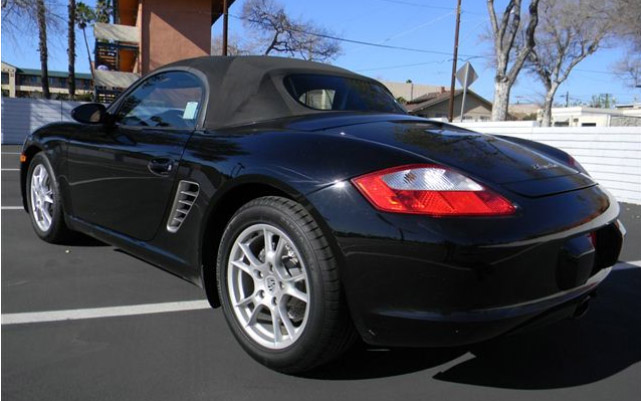 987 Boxster 17 Quot Wheels With Near New Contisportcontact 3