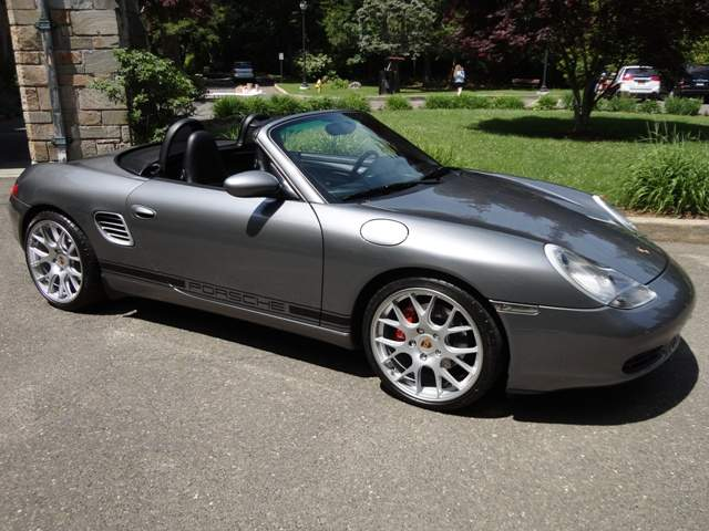 2001 Porsche Boxster Gray 2001 Free Engine Image For User Manual Download