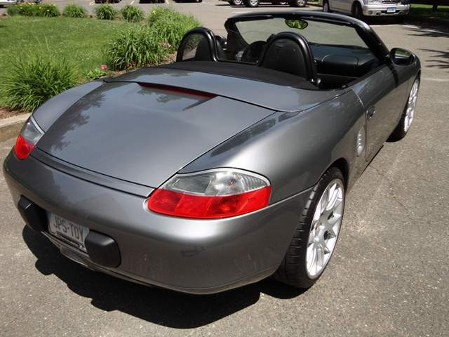 Seal Grey Boxster Thread 986 Forum For Porsche Boxster