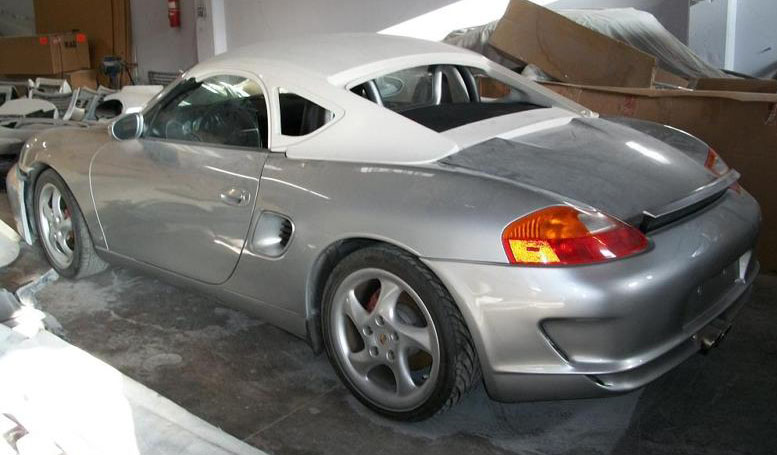boxster with cayman hardtop 986 forum for porsche