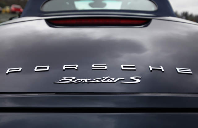 Metal Lettering 986 Forum For Porsche Boxster Amp Cayman Owners
