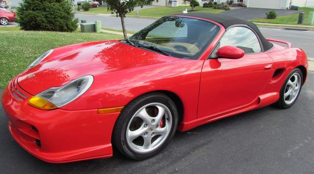 my 1998 guards red boxster gt2 styled body 986 forum for porsche boxster cayman owners. Black Bedroom Furniture Sets. Home Design Ideas