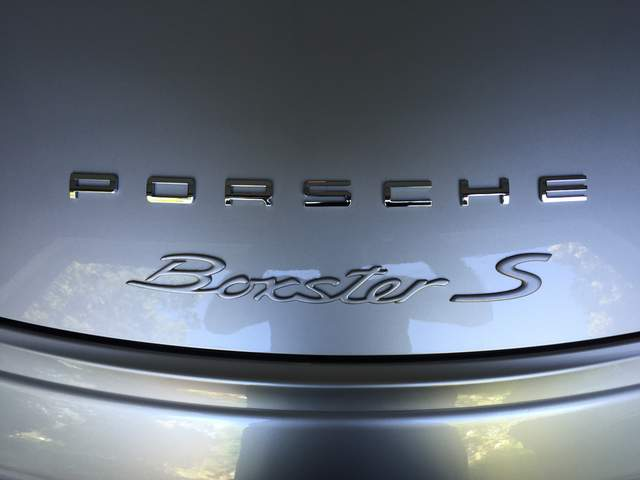 Chrome Emblems 986 Forum For Porsche Boxster Amp Cayman Owners