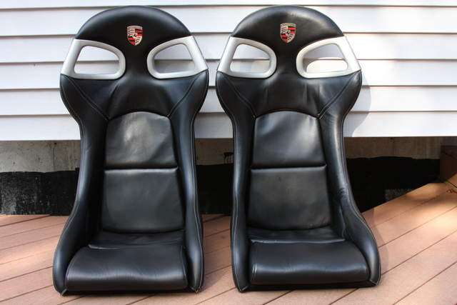 Porsche San Jose >> FS: GT3 Style seats with mounting plates - 986 Forum - for Porsche Boxster & Cayman Owners