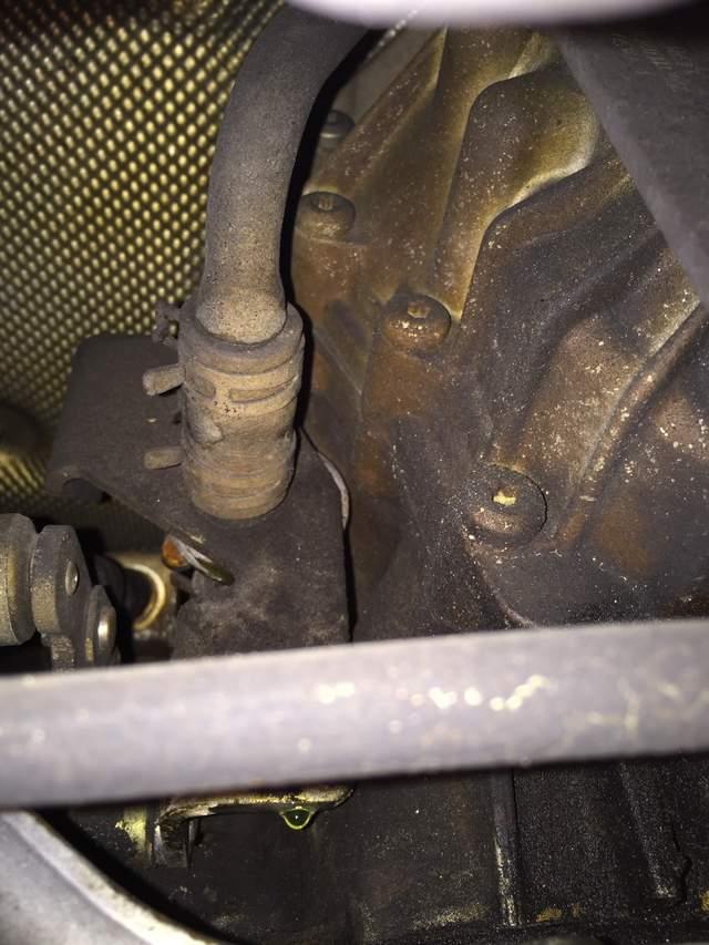 Porsche 986 996 TIP transmission cooler control Valve
