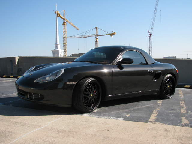 boxster s 2001
