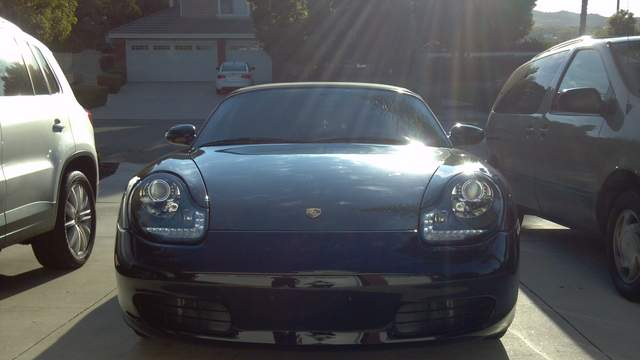 Led Headlights Do You Guys Like It 986 Forum For Porsche Boxster Owners And Others