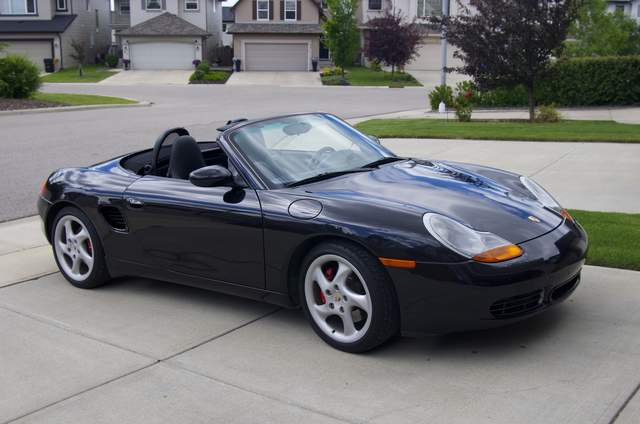 newbies pics mcbeee 39 s 2002 boxster s 986 forum for. Black Bedroom Furniture Sets. Home Design Ideas
