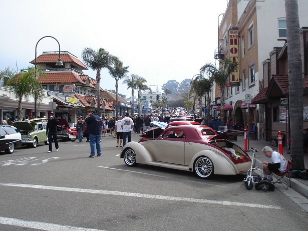 Pismo Beach Car Show Forum For Porsche Boxster Cayman Owners - Pismo beach car show