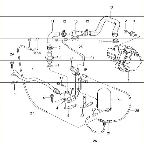 Tremendous Need Help With Vacuum Lines 986 Forum For Porsche Boxster Wiring Cloud Cosmuggs Outletorg