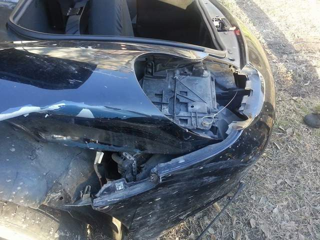 Options Insurance Totaled Car
