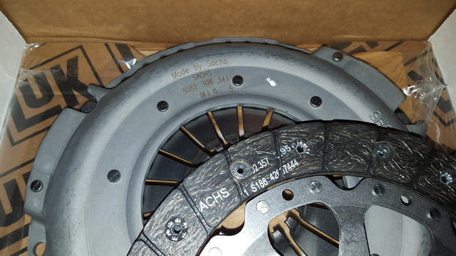 Are Luk Clutches Any Good : The unlucky page forum for porsche boxster