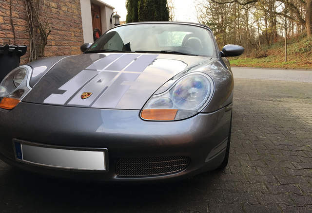 Seal Grey Boxster Thread Page 6 986 Forum For