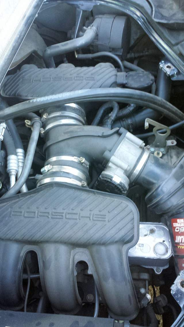 Does my 2000 S have a 2 5L? - 986 Forum - for Porsche
