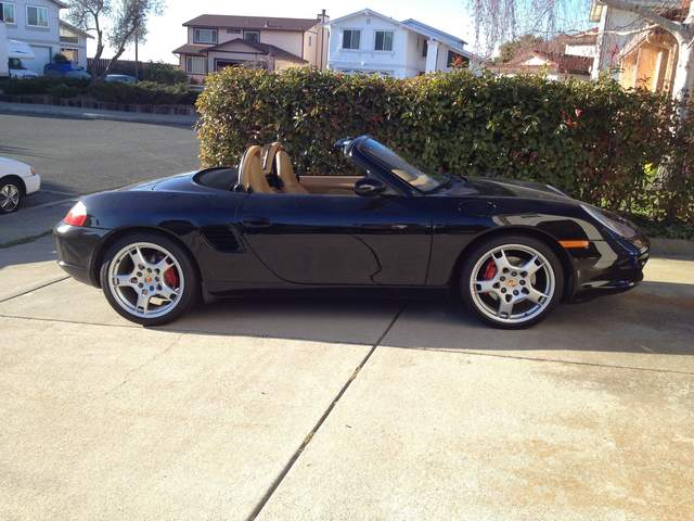 Official Black Boxster Thread Page 5 986 Forum For
