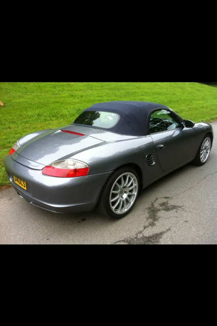 Porsche Boxster For Sale >> 2003 2.7 986 boxster seal grey - 986 Forum - for Porsche Boxster & Cayman Owners