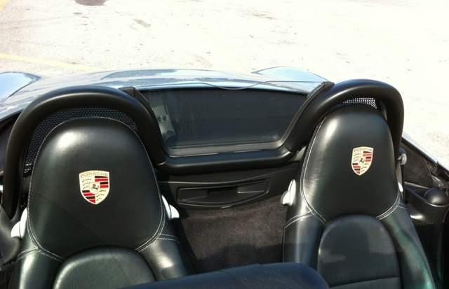 Porsche St Louis >> Plasti-Dipped my Carrera Lights Anthracite Grey - 986 ...