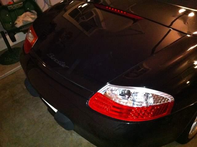 DEPO LED Tail Lights Problem 986 Forum For Porsche