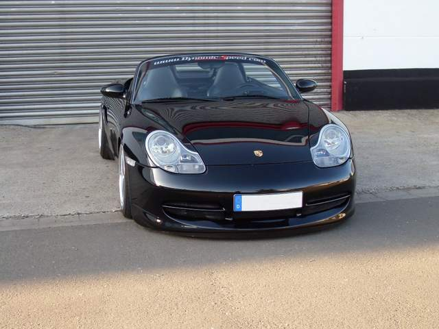 official black boxster thread page 4 986 forum for