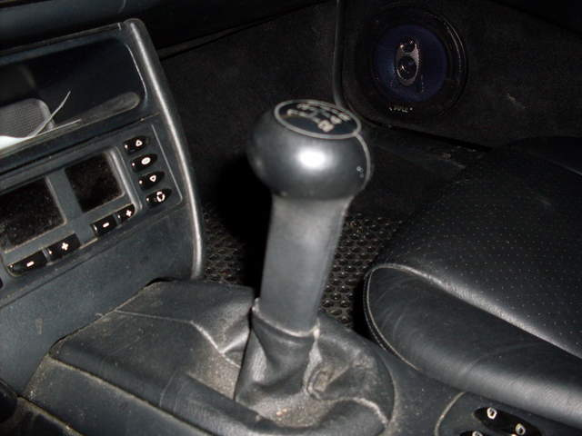 Short shifter or what? - 986 Forum - for Porsche Boxster & Cayman Owners