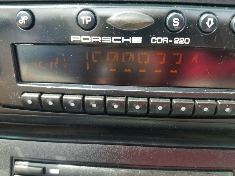 Cdr-220 Radio Code - Page 2 - 986 Forum